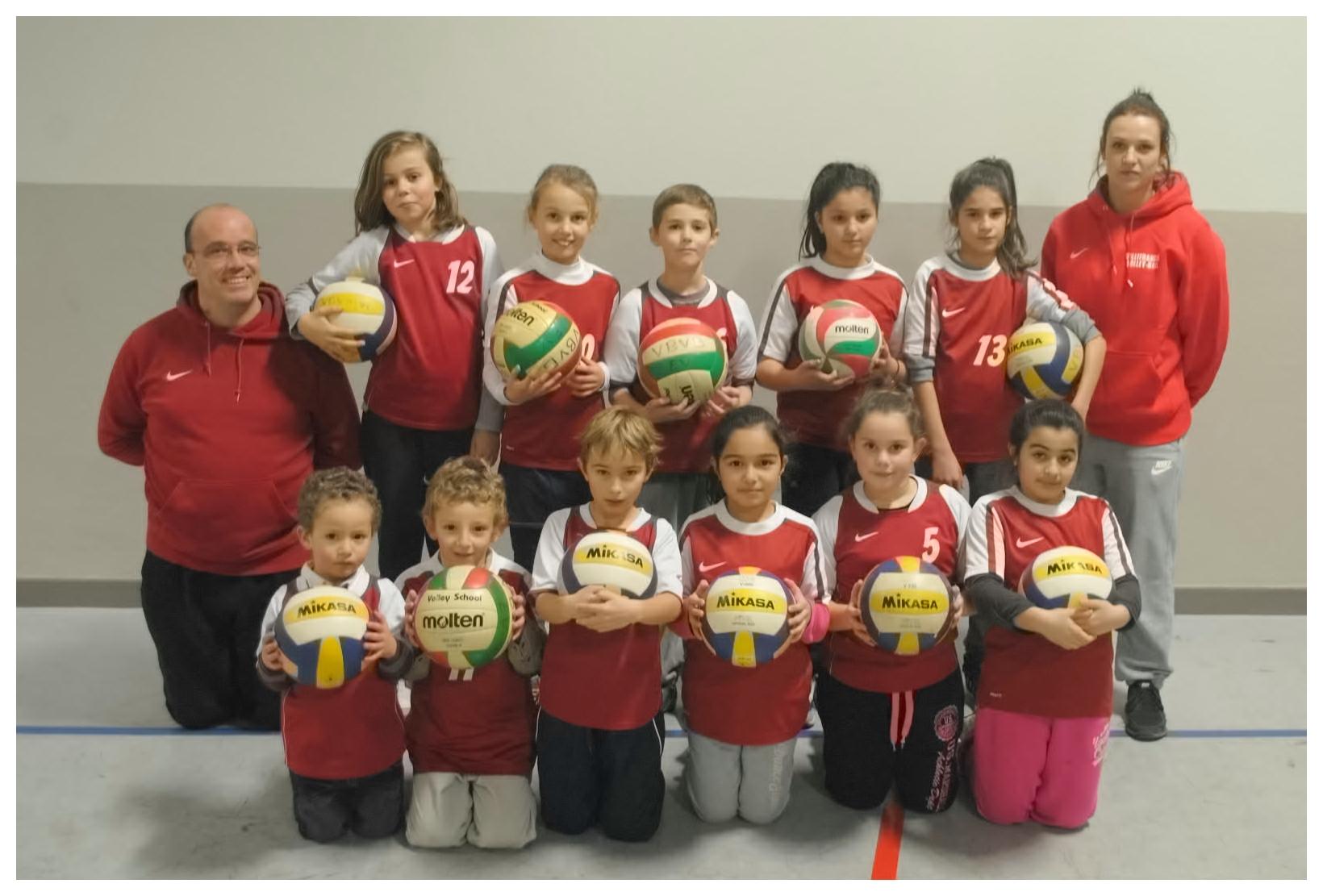 École de volley